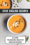Easy English Recipes