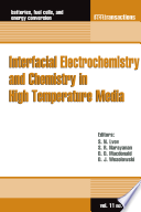 Interfacial Electrochemistry and Chemistry in High Temperature Media