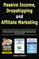 Passive Income Dropshipping And Affiliate Marketing