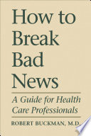 How To Break Bad News
