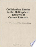 Collisionless Shocks In The Heliosphere Book PDF