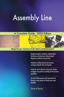 Assembly Line A Complete Guide 2020 Edition