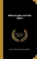 Biblical Lights And Side Lights