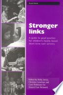 Stronger Links Book