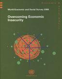 World Economic And Social Survey 2008