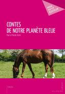 Contes de notre planète bleue Book
