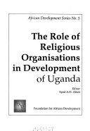 The Role Of Religious Organisations In Development Of Uganda