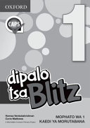 Books - Blitz Mental Maths Setswana Grade 1 Teachers Guide | ISBN 9780199054602
