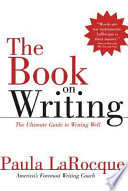The Book on Writing Book