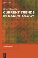 Current Trends in Narratology