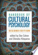 Handbook of Cultural Psychology, Second Edition