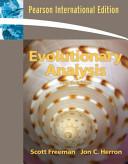 Valuepack:Evolutionary Analysis:International Edition/Animal Behaviour