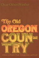 Pdf The Old Oregon Country