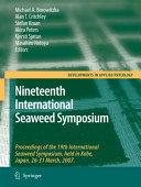 Nineteenth International Seaweed Symposium [Pdf/ePub] eBook