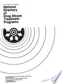 National Directory Of Drug Abuse Treatment Programs