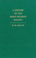 A History of the Mont Pelerin Society ebook