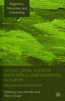 Social Capital  Political Participation and Migration in Europe