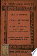 New code. Animal physiology for sixth standard
