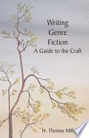 Writing Genre Fiction Book