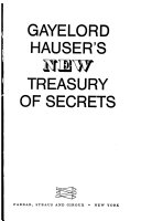 Gaylord Hausers New Treasury Of Secrets Book PDF