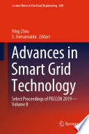 Advances in Smart Grid Technology