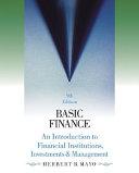 Cover of Basic Finance