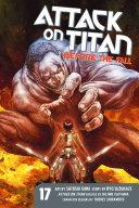 Attack on Titan: Before the Fall 17 Pdf/ePub eBook