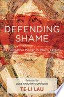 Defending Shame Book PDF