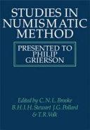 Studies in Numismatic Method