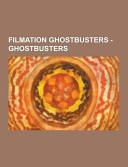 Filmation Ghostbusters   Ghostbusters