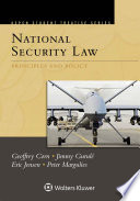 Aspen Treatise for National Security Law Book