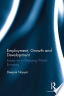 Employment, Growth and Development