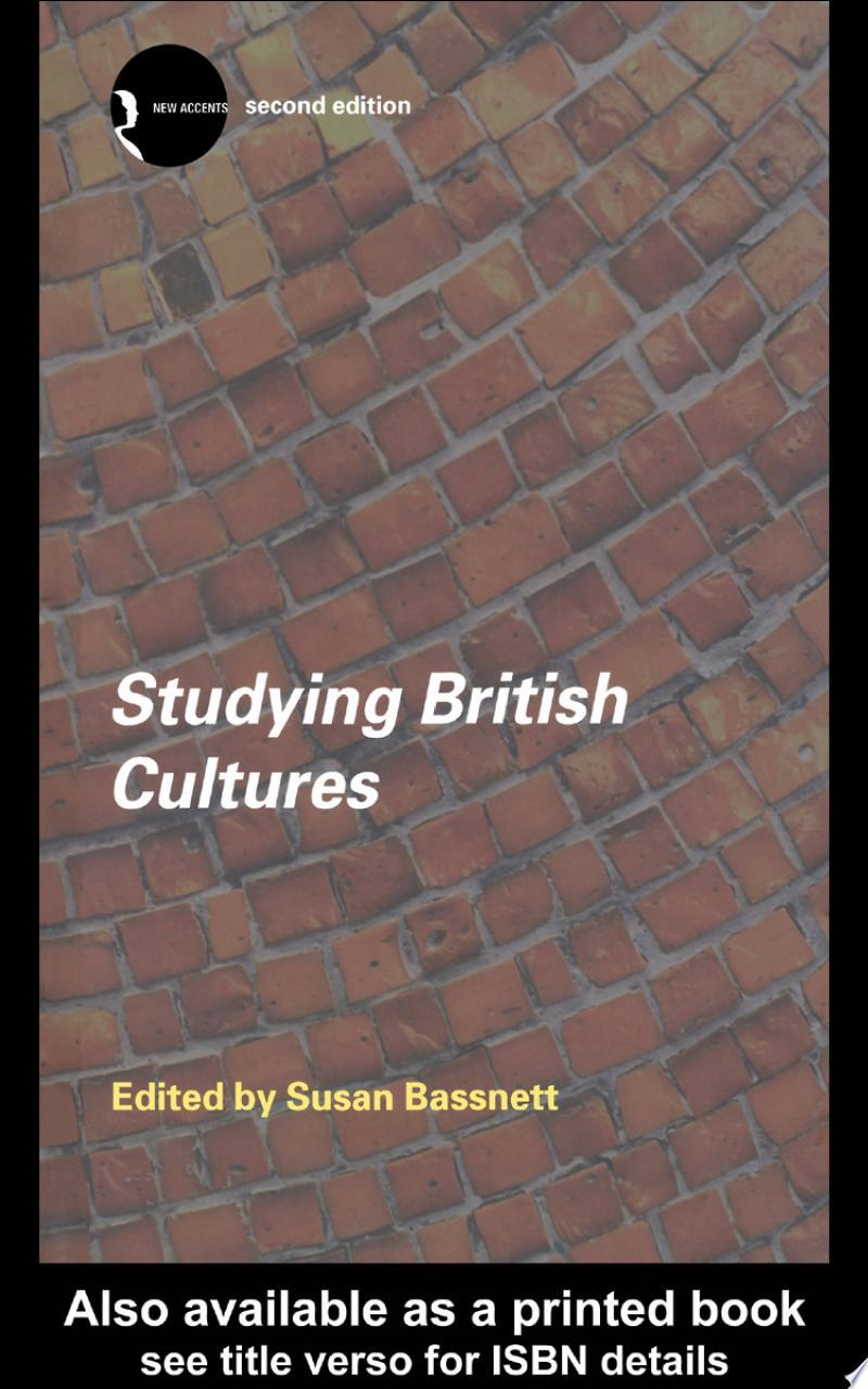 Studying British Cultures banner backdrop