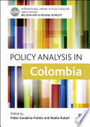 Policy Analysis In Colombia