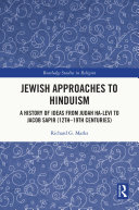 Jewish Approaches to Hinduism Pdf/ePub eBook