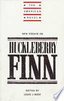 New Essays On Adventures Of Huckleberry Finn
