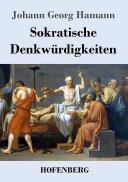 Sokratische Denkwürdigkeiten