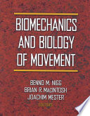 Biomechanics And Biology Of Movement Book PDF