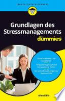 Öffnen Sie das Medium Grundlagen des Stressmanagements für Dummies von Elkin, Allen im Bibliothekskatalog