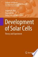 Development of Solar Cells