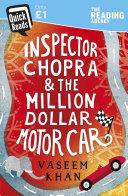 Inspector Chopra and the Million Dollar Motor Car