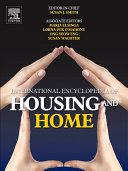 Pdf International Encyclopedia of Housing and Home