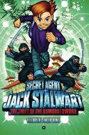 Pdf Secret Agent Jack Stalwart: Book 11: The Theft of the Samurai Sword: Japan