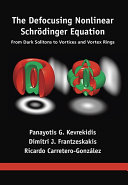 The Defocusing Nonlinear SchrÓdinger Equation