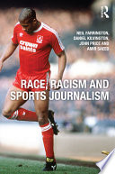 Race  Racism and Sports Journalism Book PDF