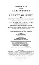 General View of the Agriculture of the County of Kent