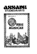 ASSAPH, Studies in Arts