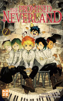 The Promised Neverland Pdf/ePub eBook