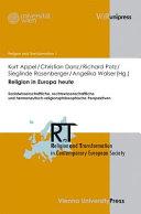 Religion in Europa heute