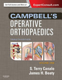 Campbell's Operative Orthopaedics E-Book